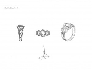 Buccellati bridal new collection engagements rings