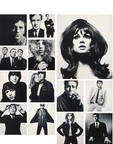 DAVID BAILEY Box of Pin-Ups Estimate £5,000 - 7,000