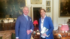 """London, 28 May 2015 Ségolène Royal, Minister of Ecology, Sustainable Development and Energy, was in London on Thursday 28 May as part of preparations for the UN Climate Change Conference taking place in Paris in December 2015 (COP21). At a meeting at Clarence House, the Minister presented HRH The Prince of Wales with an official invitation from President Hollande to speak at the Paris conference. Speaking to the UK media, the Minister said: """"I know that The Prince of Wales is sincerely committed to environmental issues and sustainable development. His voice counts on the international stage."""" The Minister also invited The Prince of Wales to a """"Summit of Conscience for the Climate"""" taking place in Paris on 21 July. The summit, which will be opened by President Hollande, will bring together 20 to 30 key ethical and religious figures who will explain how their faith, philosophy and vision of the world have led them to take action to protect the planet. The Minister also met with her UK counterpart Amber Rudd, Secretary of State for Energy and Climate Change, to discuss France and the UK's ambitions for COP21 and the progress of international negotiations ahead of the Paris summit."""