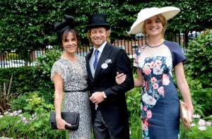 Kirstin Sinclair/Getty Images for Ascot Racecourse