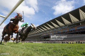 during Royal Ascot 2015 at Ascot racecourse on June 17, 2015 in Ascot, England.