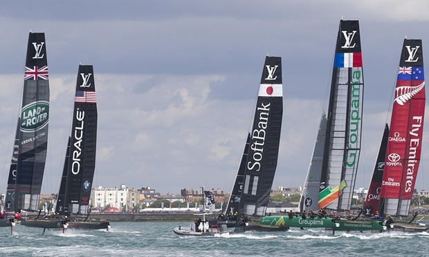 AMERICASCUP2:2015