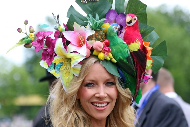 14 June2016; Anouska Scot at Royal Ascot.      © Peter Mooney, 6, Cumberland Street, Dun Laoghaire, Co. Dublin, Ireland.    Tel:  00 353 (0)86 2589298