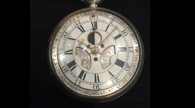 "Thomas Mudge's 1762 perpetual calendar is one of the standout highlights from Sotheby's The English Watch, Part II sale Thomas Mudge is one of those names that simply sounds redolent of his time. An ingenious watchmaker, his work was overshadowed to a certain extent by more illustrious contemporaries such as John Harrison, John Arnold and Thomas Earnshaw, despite Mudge being the inventor of the lever escapement that's been used almost universally since the 19th century and is only now in any danger of being superseded. Best known for his design and sheer craftsmanship, he still won George Daniels' vote as the ""Freeman (of the Clockmakers' Company) who added most to the prestige of British Horology"". Nevertheless, Lot 28 of Sotheby's sale on July 7th (Part Two of their four-part Celebration of the English Watch), shows that Mudge was a creative a watchmaker as any. Mudge_3 The watch is the first, so far known, ever to have incorporated a perpetual calendar and is one of two that Mudge is thought to have made. While perpetual calendars had already been used in clocks for some decades (both Thomas Tompion and George Graham produced examples), this was the first in a watch and was dated by George Daniels to 1762, crucially putting it two decades ahead of Breguet's Marie-Antoinette masterpiece."