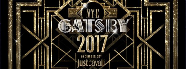 Just Cavalli Nite Club party for News Year Eve